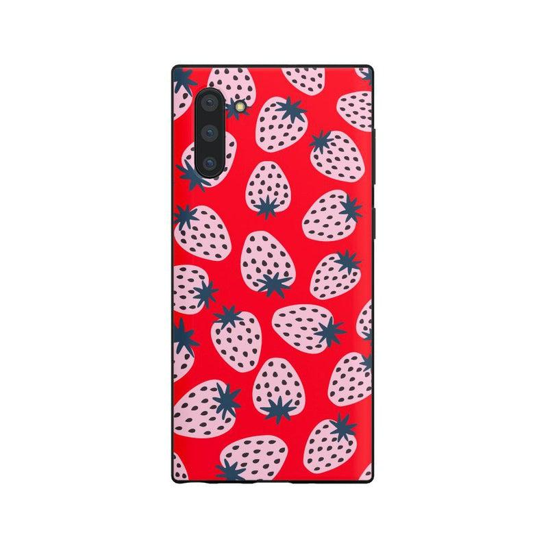 I'd Pick You | Red Strawberry Case iPhone Case get.casely Classic Galaxy Note 10