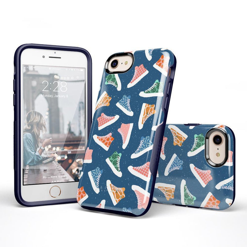 If The Shoe Fits | High Top Sneaker Case iPhone Case get.casely