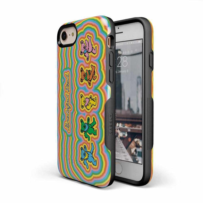 In the Groove | Grateful Dead Dancing Bears Case iPhone Case get.casely