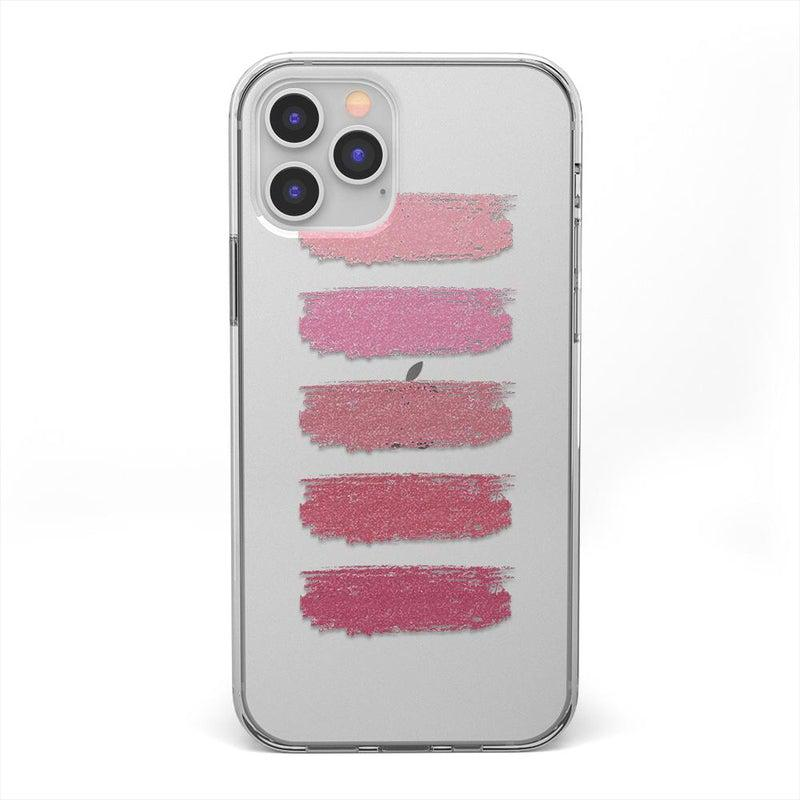 Insta Famous! Makeup Swatch Case iPhone Case get.casely Classic iPhone 8