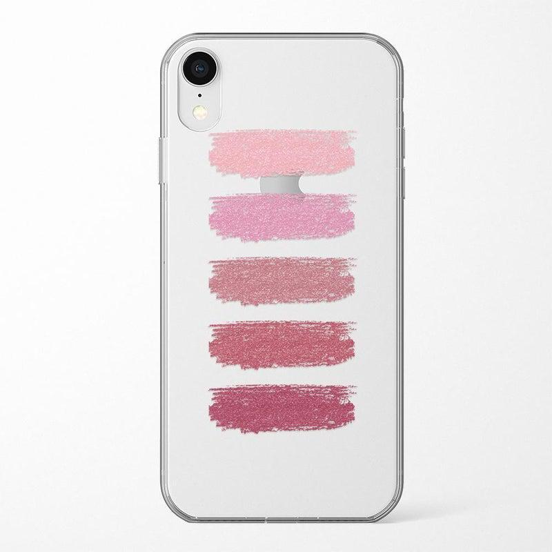Insta Famous! Makeup Swatch Case iPhone Case get.casely Classic iPhone XR