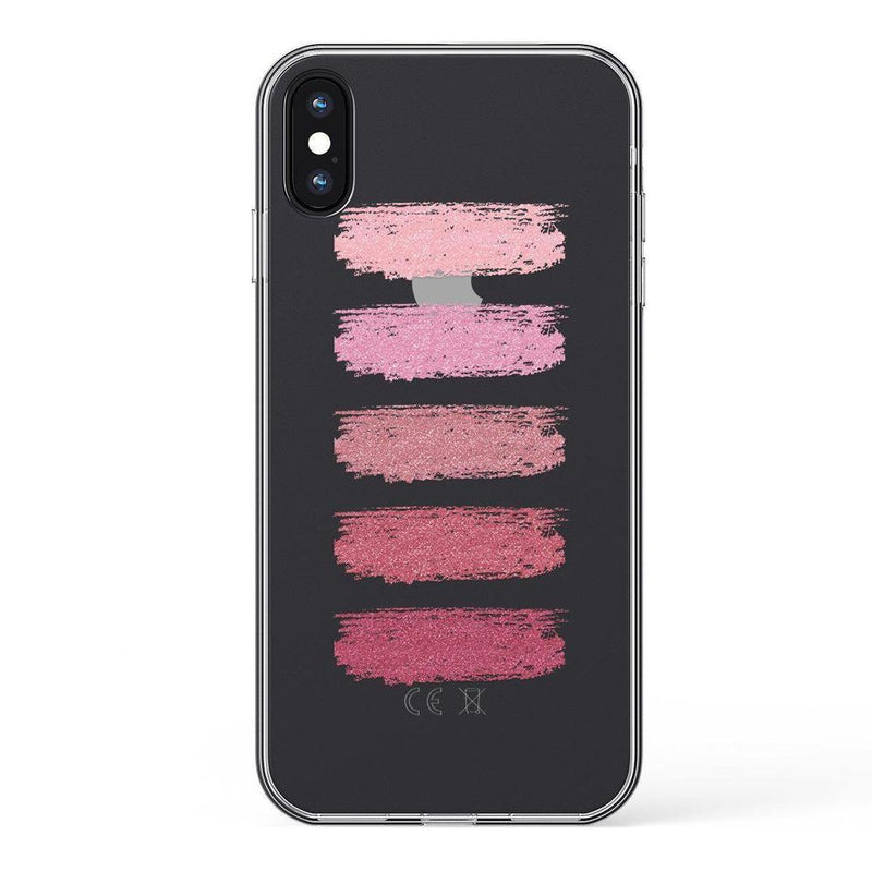 Insta Famous! Makeup Swatch Case iPhone Case get.casely Classic iPhone XS Max