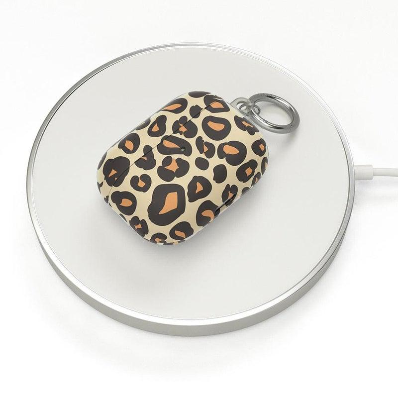 Into the Wild | Leopard Print AirPods Case AirPods Case CASELY