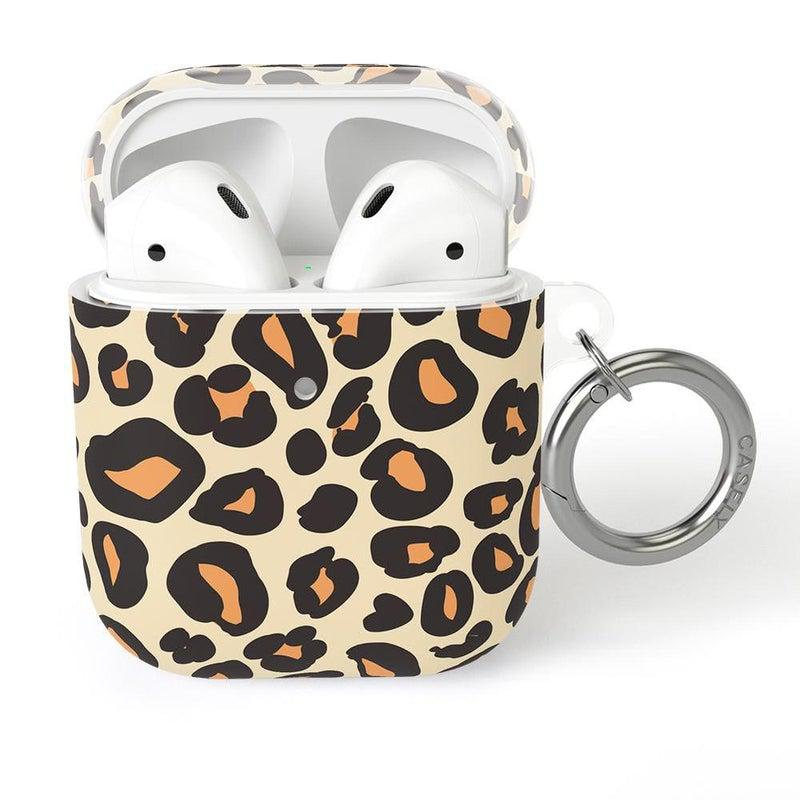 Into the Wild | Leopard Print AirPods Case AirPods Case CASELY AirPods Case