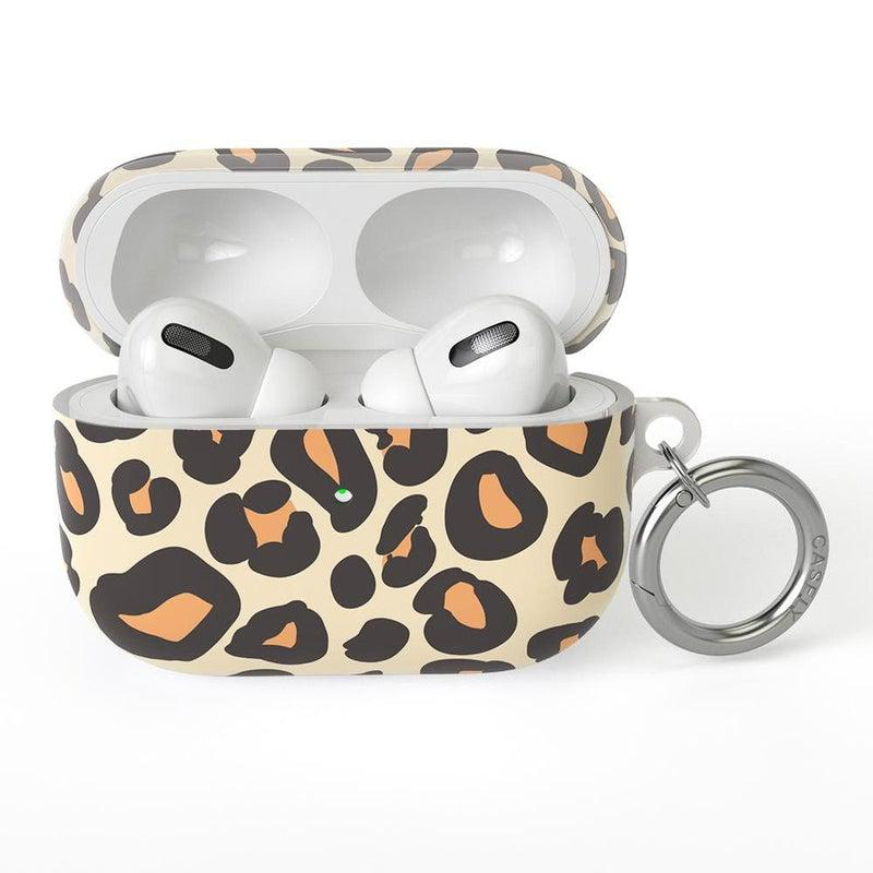 Into the Wild | Leopard Print AirPods Case AirPods Case CASELY AirPods Pro Case