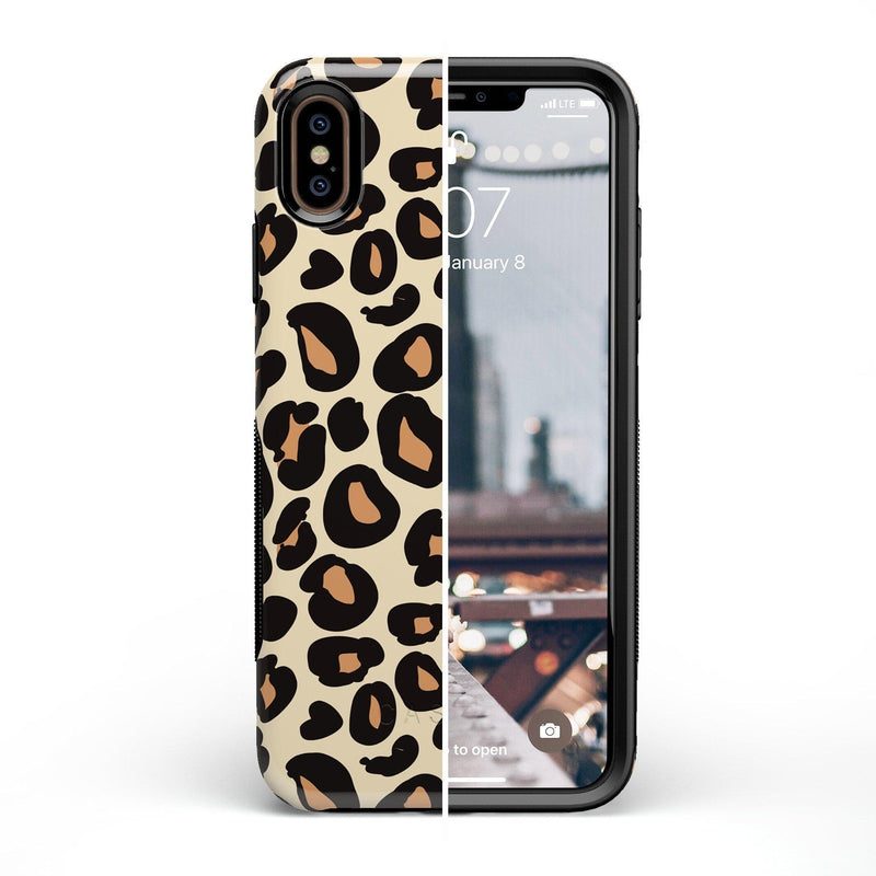 Into the Wild | Leopard Print Case iPhone Case Get.Casely