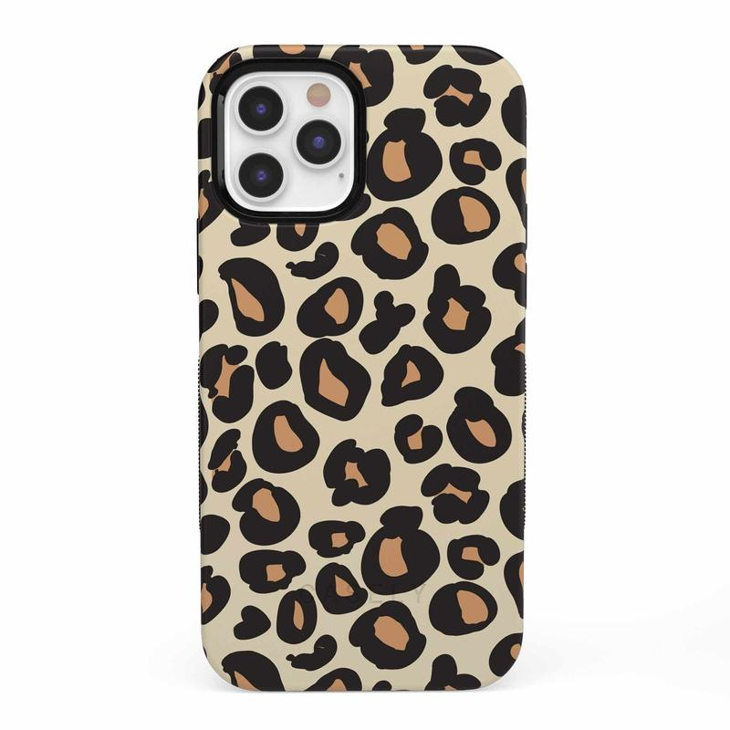 Into the Wild | Leopard Print Case iPhone Case get.casely Bold iPhone 12 Pro