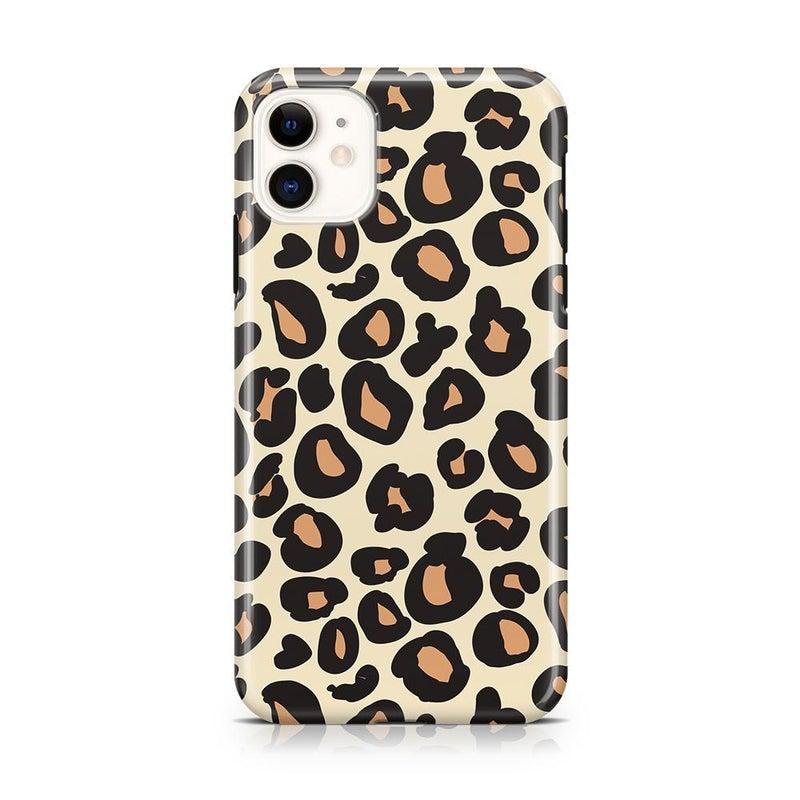 Into the Wild | Leopard Print Case iPhone Case Get.Casely Classic iPhone 11