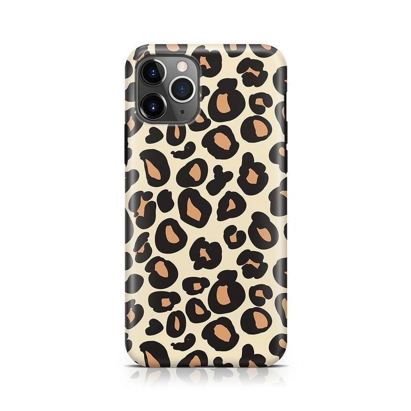 Into the Wild | Leopard Print Case iPhone Case Get.Casely Classic iPhone 11 Pro Max
