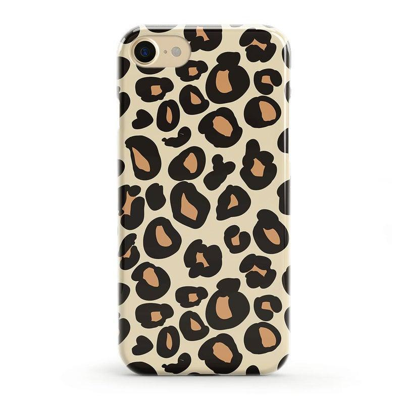 Into the Wild | Leopard Print Case iPhone Case Get.Casely Classic iPhone 8