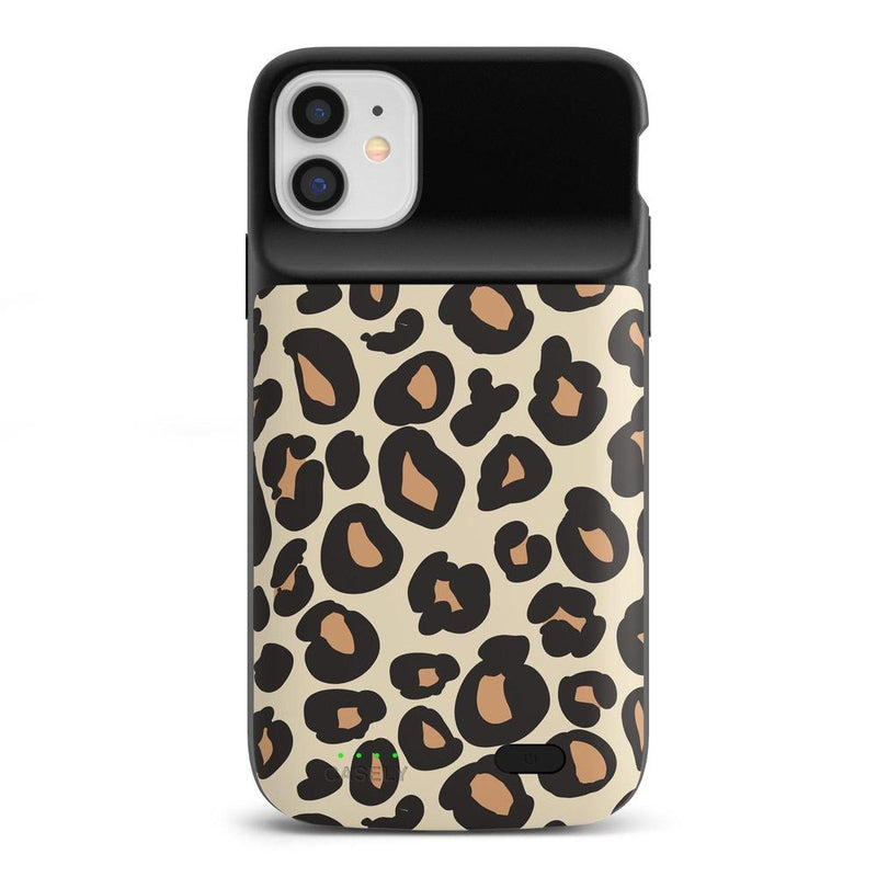 Into the Wild | Leopard Print Case iPhone Case get.casely Power 2.0 iPhone 11