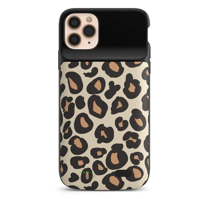 Into the Wild | Leopard Print Case iPhone Case get.casely Power 2.0 iPhone 11 Pro Max
