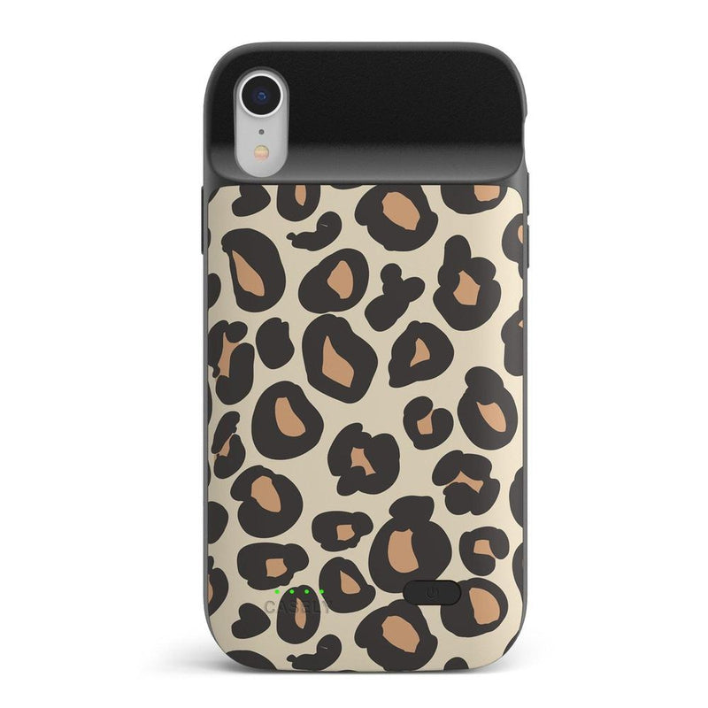 Into the Wild | Leopard Print Case iPhone Case get.casely Power 2.0 iPhone XR