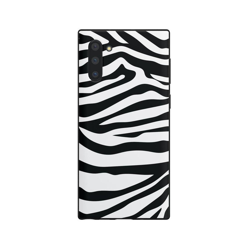 Into the Wild | Zebra Print Case iPhone Case Get.Casely Classic Galaxy Note 10