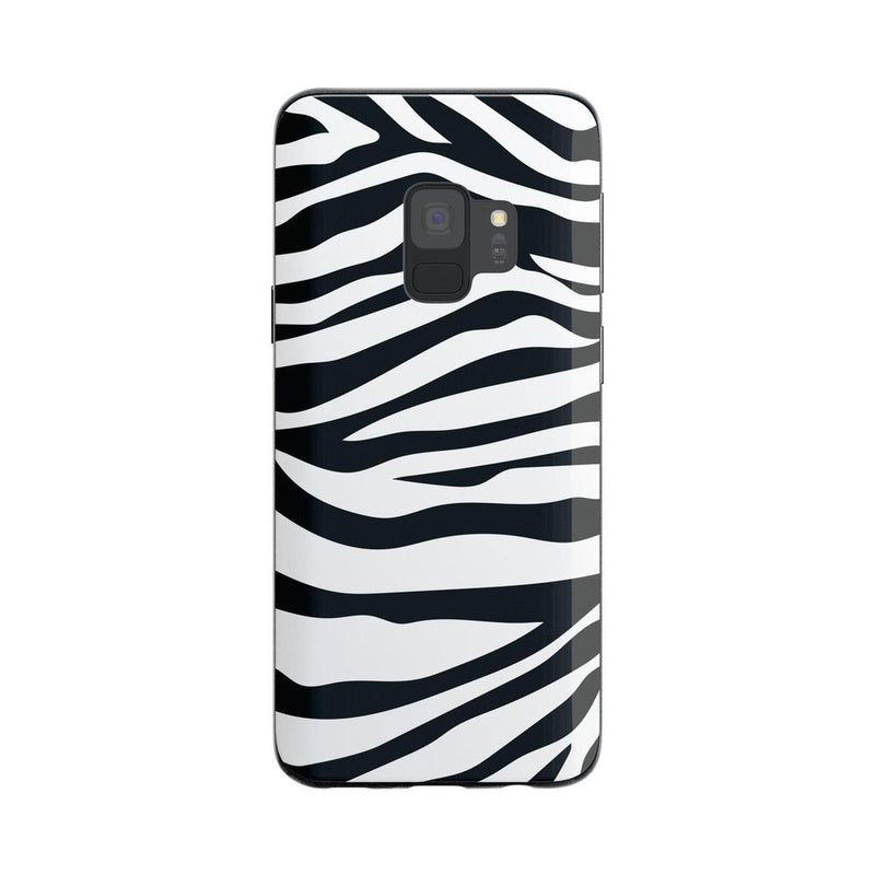 Into the Wild | Zebra Print Case iPhone Case Get.Casely Classic Galaxy S9