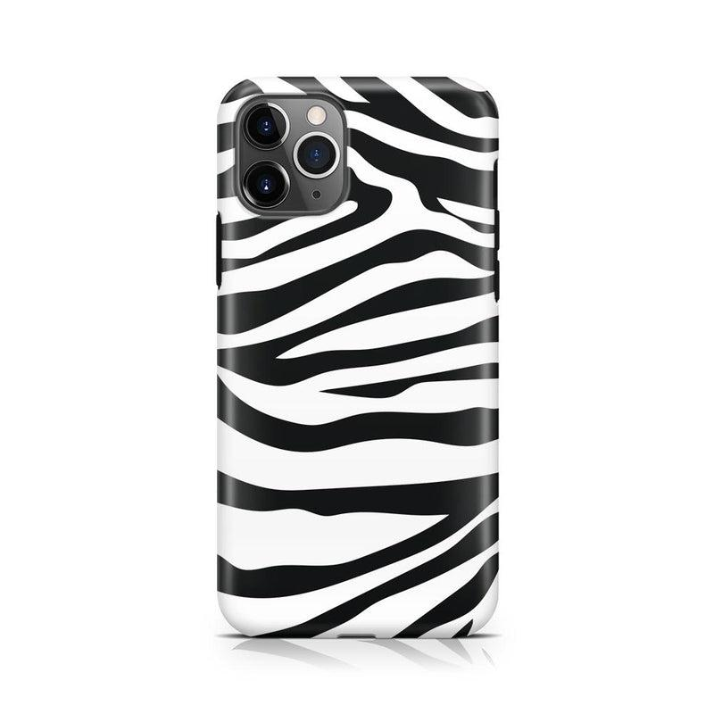 Into the Wild | Zebra Print Case iPhone Case Get.Casely Classic iPhone 11 Pro Max