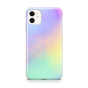 Iridescent Mermaid Holo Case iPhone Case Get.Casely iPhone 11