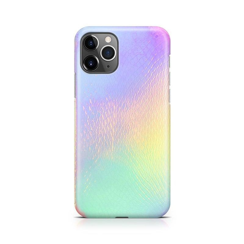 Iridescent Mermaid Holo Case iPhone Case Get.Casely iPhone 11 Pro
