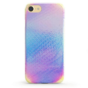 Iridescent Mermaid Holo Case iPhone Case Get.Casely iPhone 6/6s