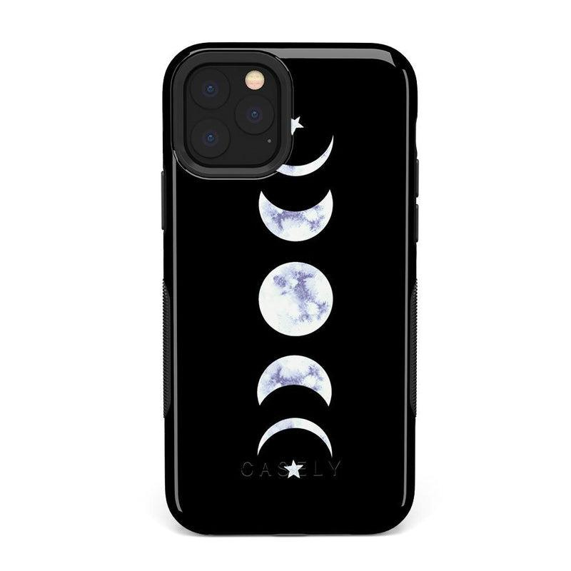 It's Just a Phase | Marble Moon Case iPhone Case Get.Casely Bold iPhone 11 Pro