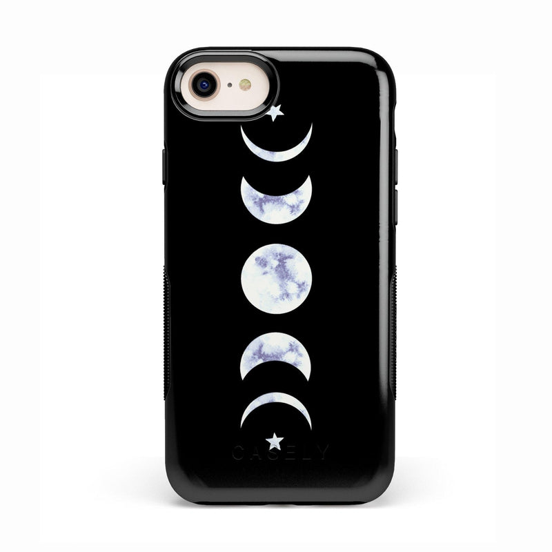 It's Just a Phase | Marble Moon Case iPhone Case Get.Casely Bold iPhone 8