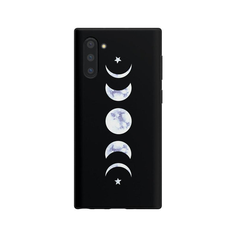 It's Just a Phase | Marble Moon Case iPhone Case Get.Casely Classic Galaxy Note 10