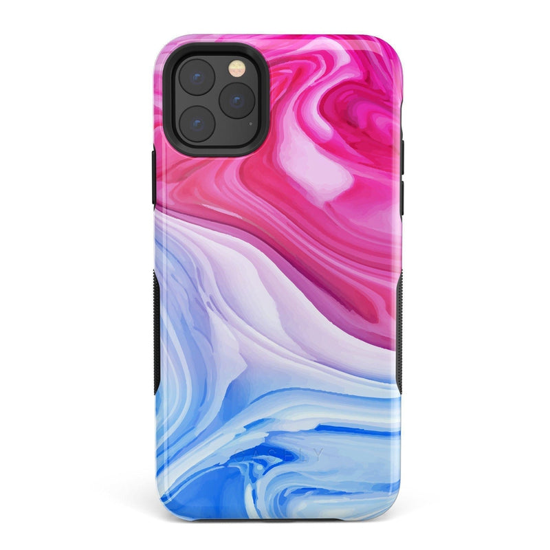 Land & Sea Marble Swirl iPhone Case iPhone Case get.casely Bold iPhone 11 Pro