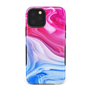 Land & Sea Marble Swirl iPhone Case iPhone Case get.casely Bold iPhone 11 Pro Max