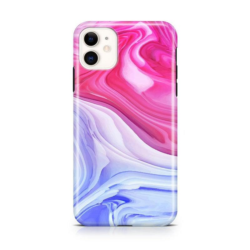 Land & Sea Marble Swirl iPhone Case iPhone Case get.casely Classic iPhone 11