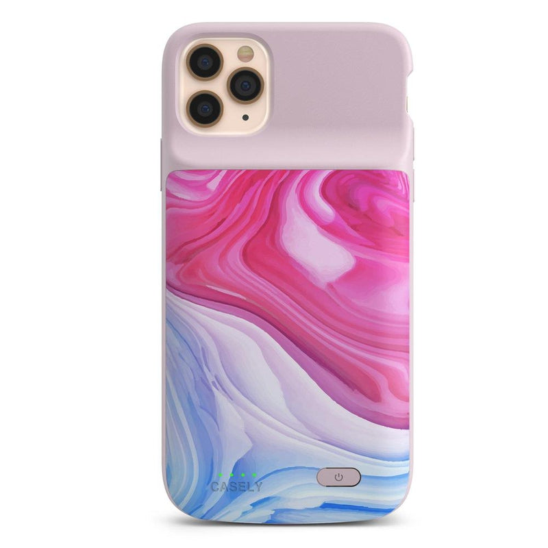 Land & Sea Marble Swirl iPhone Case iPhone Case get.casely Power 2.0 iPhone 11 Pro Max