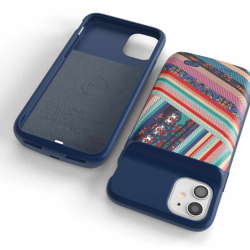 Layered Patchwork iPhone Case iPhone Case get.casely