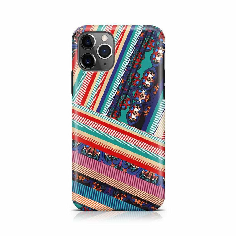 Layered Patchwork iPhone Case iPhone Case Get.Casely Classic iPhone 11 Pro