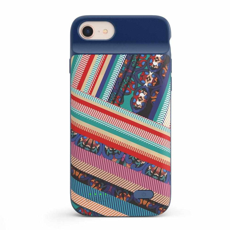 Layered Patchwork iPhone Case iPhone Case get.casely Power 2.0 iPhone SE (2020)
