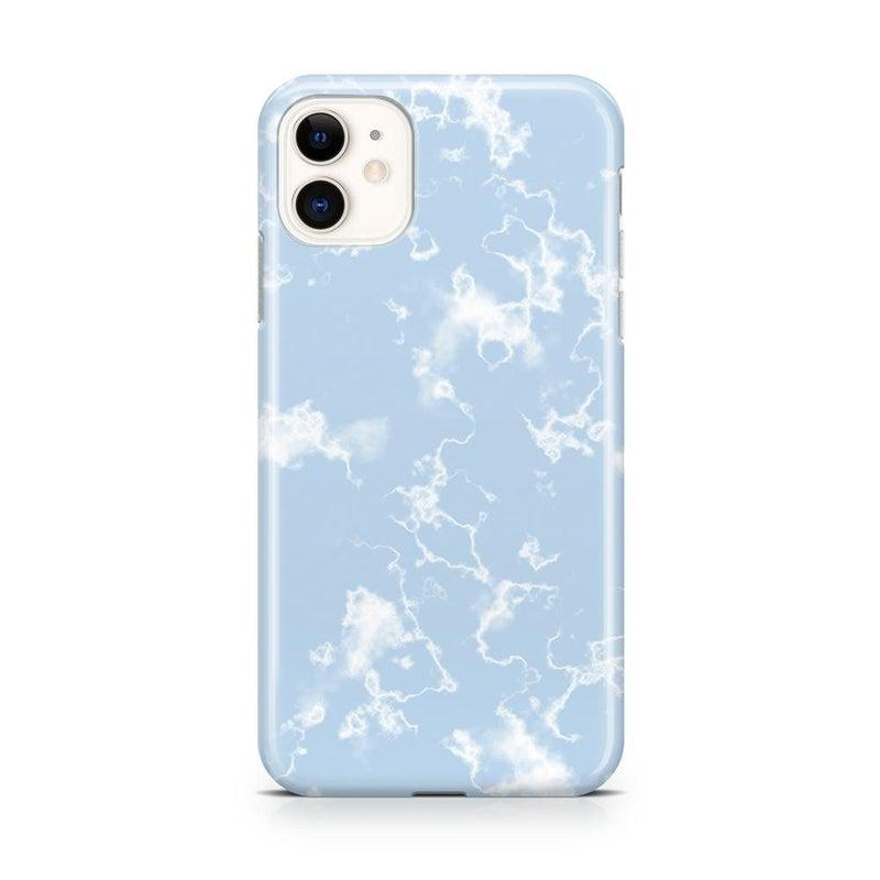 Light Blue Skies Marble Clouds Case iPhone Case Get.Casely Classic iPhone 11