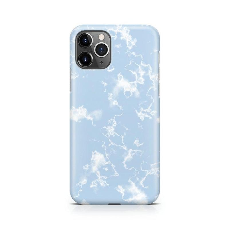 Light Blue Skies Marble Clouds Case iPhone Case get.casely Classic iPhone 11 Pro
