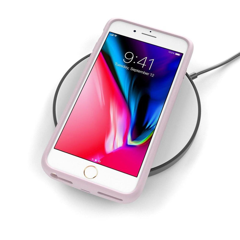 Light Pink Battery-Powered Charging Case iPhone Case get.casely