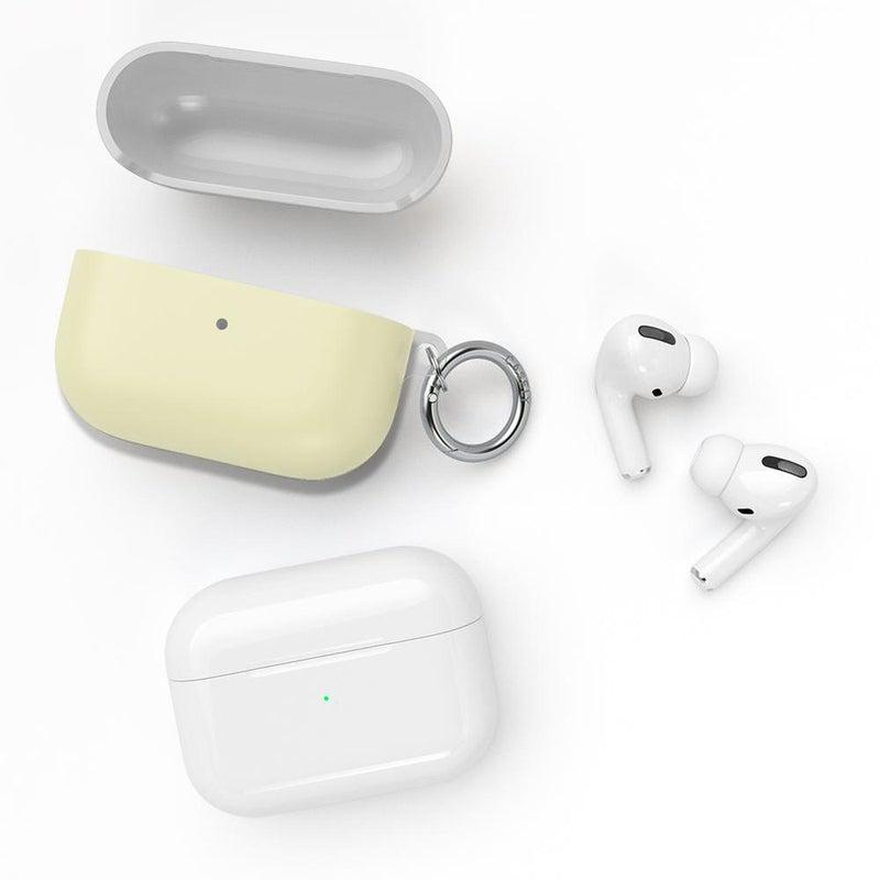 Light Yellow AirPods Case AirPods Case CASELY