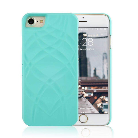 The Bold Collection - Teal Color Block on Aqua Mint