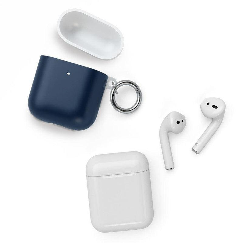 Navy Blue AirPods Case AirPods Case CASELY