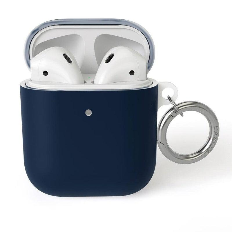 Navy Blue AirPods Case AirPods Case CASELY AirPods Case