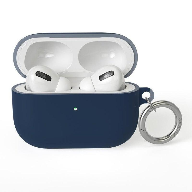 Navy Blue AirPods Case AirPods Case CASELY AirPods Pro Case