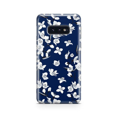 Navy Flower Power Floral Case iPhone Case Get.Casely Classic iPhone 6/6s