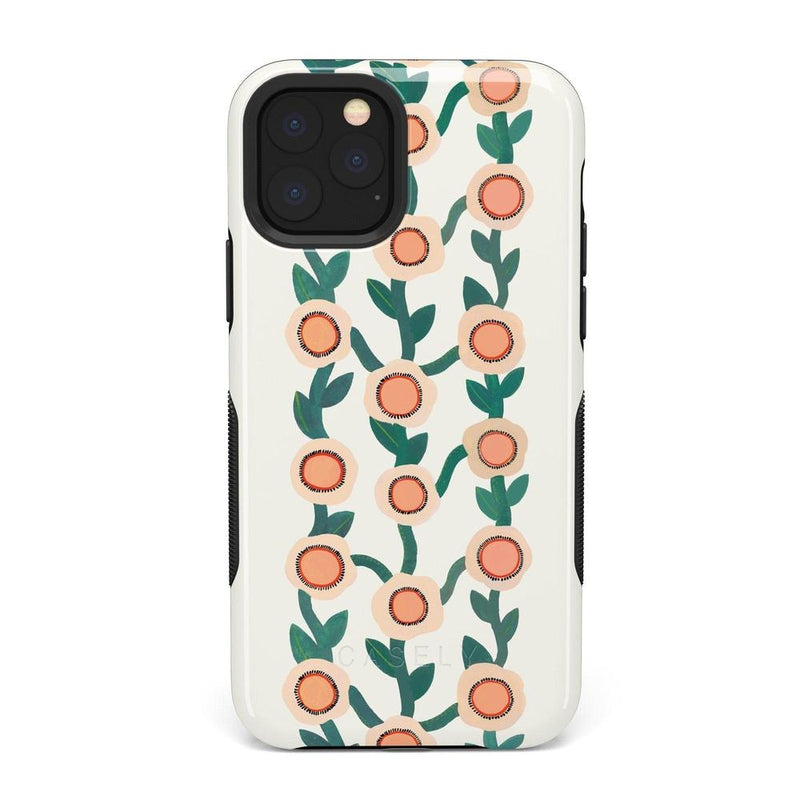 Off the Vine | Floral Print Case iPhone Case Get.Casely Bold iPhone 11 Pro