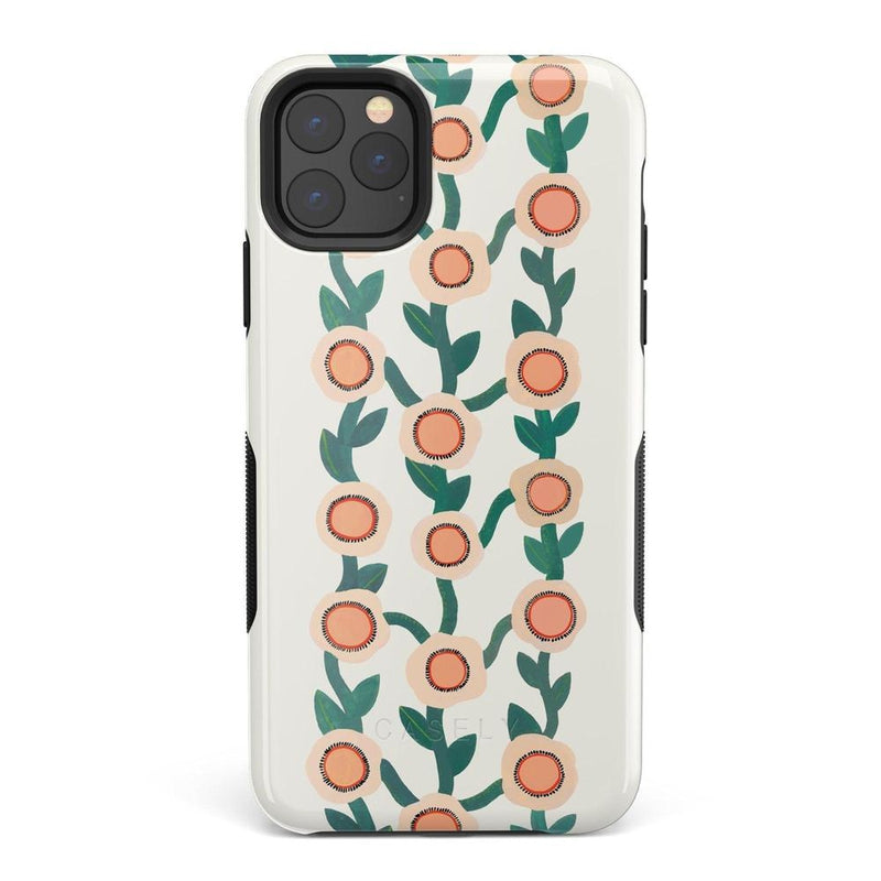 Off the Vine | Floral Print Case iPhone Case Get.Casely Bold iPhone 11 Pro Max