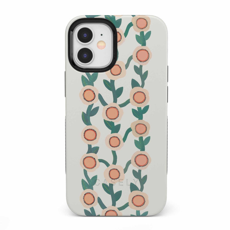 Off the Vine | Floral Print Case iPhone Case get.casely Bold iPhone 12 Mini