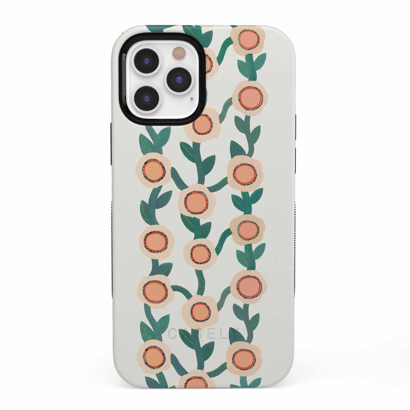 Off the Vine | Floral Print Case iPhone Case get.casely Bold iPhone 12 Pro