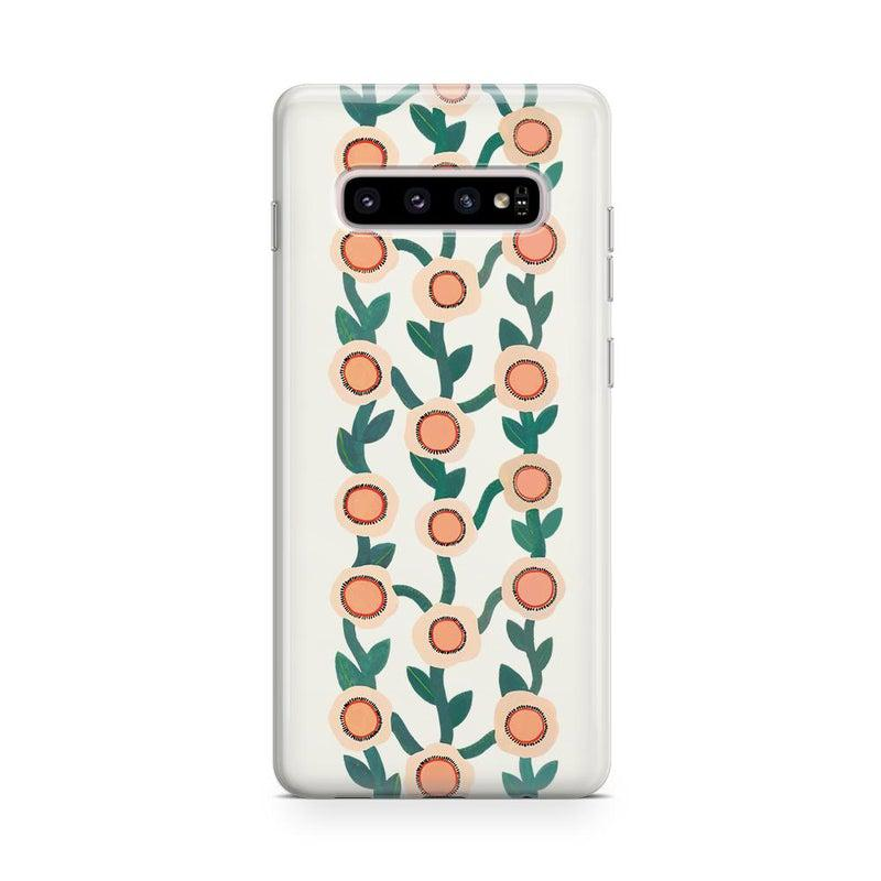 Off the Vine | Floral Print Case iPhone Case Get.Casely Classic Galaxy S10