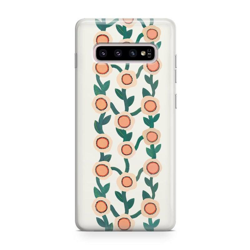 Off the Vine | Floral Print Case iPhone Case Get.Casely Classic Galaxy S10 Plus