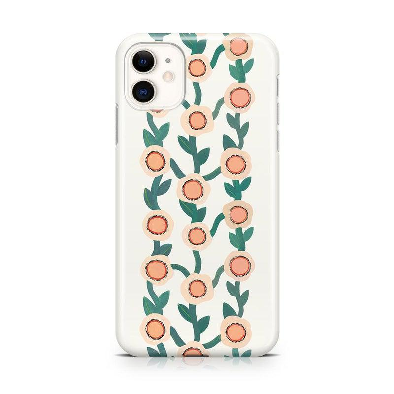 Off the Vine | Floral Print Case iPhone Case Get.Casely Classic iPhone 11