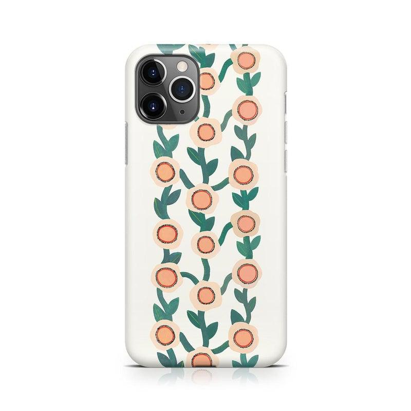 Off the Vine | Floral Print Case iPhone Case Get.Casely Classic iPhone 11 Pro Max